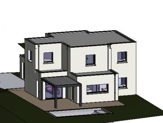 3d villa A